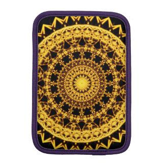 Energy Prism Mandala iPad Mini Sleeves