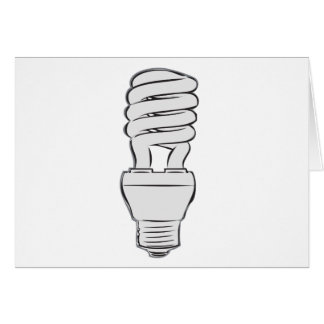 Energy Saving Light Card