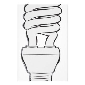 Energy Saving Light Stationery