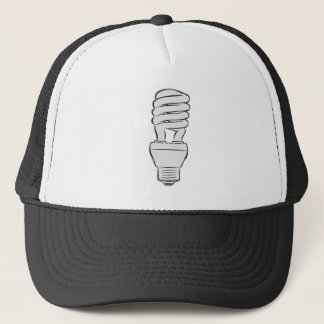 Energy Saving Light Trucker Hat