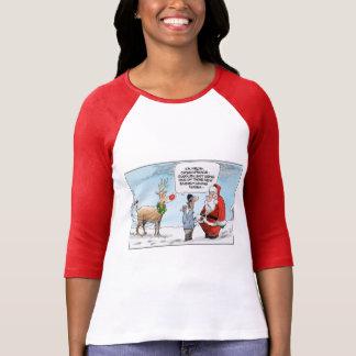 Energy Saving Rudolph T-Shirt