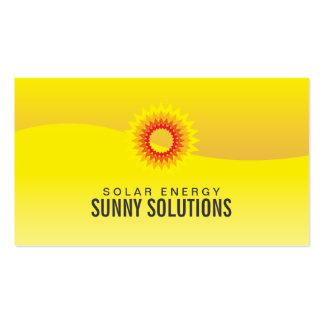 Energy | Solar Business Card