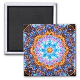 Energy Star Mandala Magnet