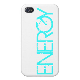 Energy Teal Matte Finish Covers For iPhone 4