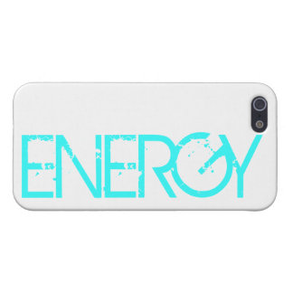 Energy Teal Matte Finish iPhone 5/5S Cases