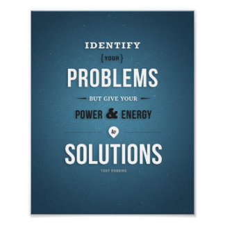 """Energy To Solutions - 8""""x10"""" Art Print"""