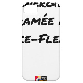 ENERGY WHICH BEEN ON FIRE WITH the LANCE-FLEMME - iPhone 5 Case