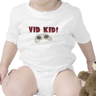 Enfant de jeu vidéo body pour bébé