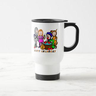 Enfants de Halloween Mug