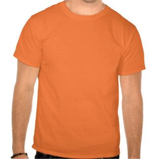 Enfants de précaution au jeu - torche t-shirt