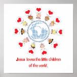 Enfants du monde posters