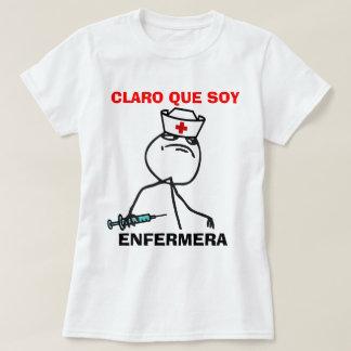 Enfermera T-Shirt