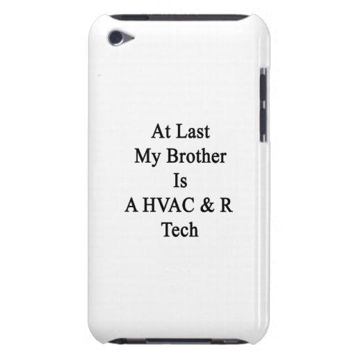 Enfin mon frère est une technologie de la CAHT R Coque Barely There iPod