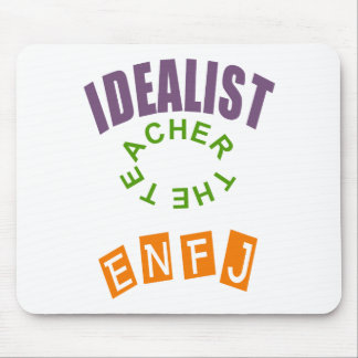 ENFJ Idealist personality type Mouse Pad