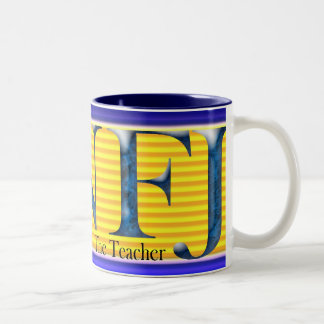 ENFJmug Two-Tone Coffee Mug