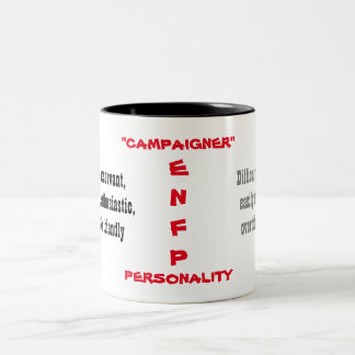 ENFP Personality Mug