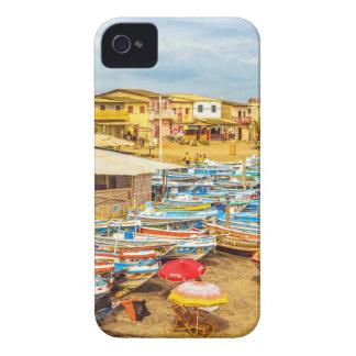 Engabao Beach at Guayas District Ecuador iPhone 4 Case