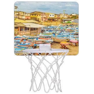 Engabao Beach Guayas Province Ecuador Mini Basketball Hoop