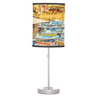 Engabao Beach Guayas Province Ecuador Table Lamp