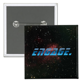 Engage 2 Inch Square Button