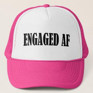 Engaged AF Funny hat