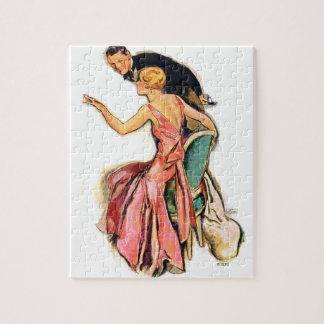 Engaged Couple Puzzle