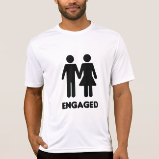Engaged Couple T-Shirt