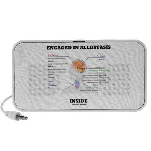 Engaged In Allostasis Inside (Endocrine Hormones) Speaker