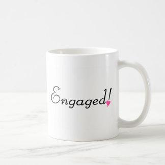Engaged Mugs