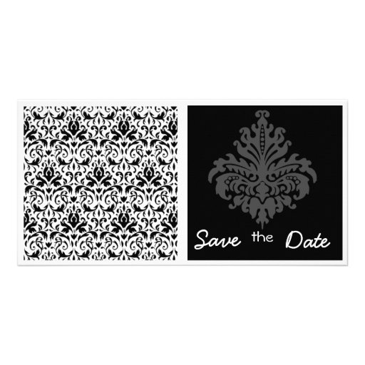 Engagement announcement Save the Date Photo card c