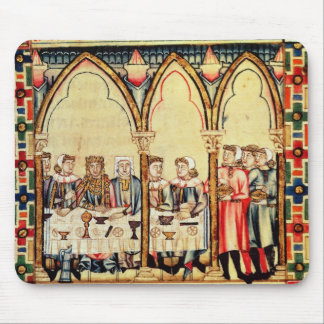Engagement Banquet, from the manuscript Mouse Pad