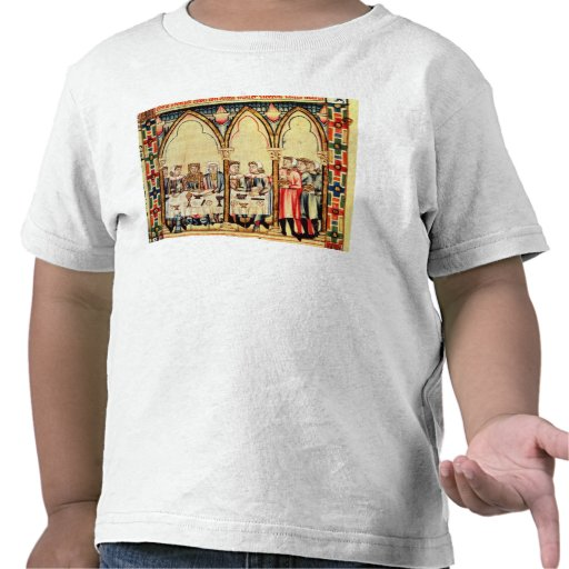 Engagement Banquet, from the manuscript Tee Shirts