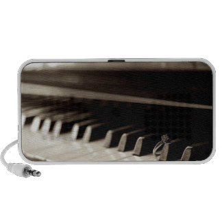 Engagement Piano Keys Notebook Speaker