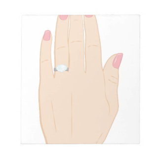 Engagement Ring Notepads