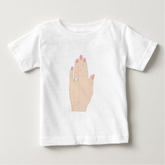 Engagement Ring Tee Shirts