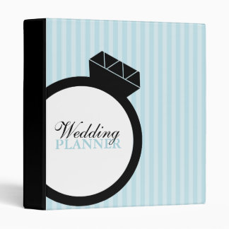 Engagement Ring Wedding Binder