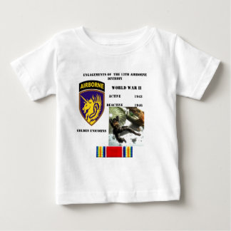 Engagements of  the 13th Airborne Division Shirts