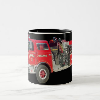 Engine 3 Two-Tone coffee mug