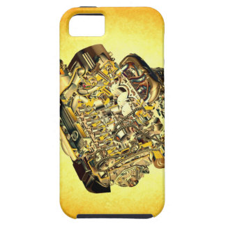 Engine Art2 Case For The iPhone 5