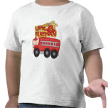 Engine Little Fireman Tshirts and Gifts