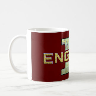 Engine One Coffee Mug