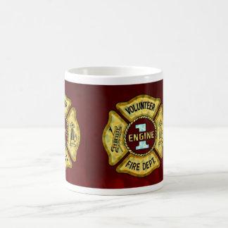 Engine One Volunteer Coffee Mug