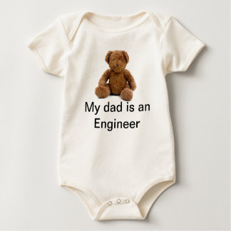 Engineer Baby Bodysuit