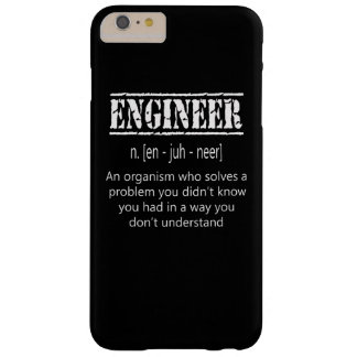 Engineer Barely There iPhone 6 Plus Case