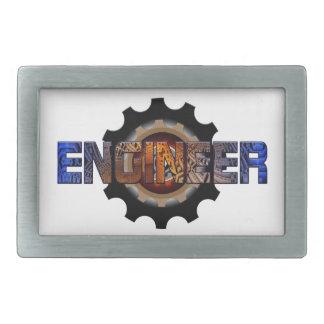 Engineer Belt Buckles