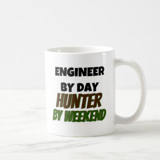 Engineer by Day Hunter by Weekend Coffee Mug