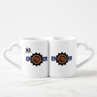 Engineer Coffee Mug Set