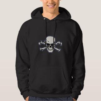 Engineer & Crossbones Hoodie