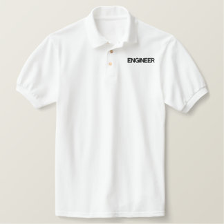 Engineer Embroidered Polo