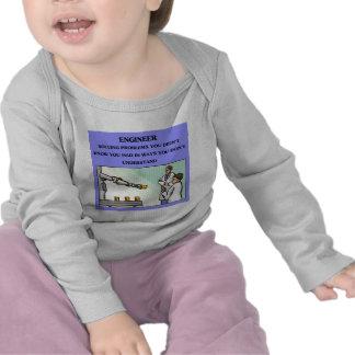 engineer engineering joke tshirts